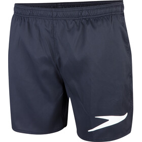 speedo Sport Solid Short de bain 16'' Homme, true navy/white